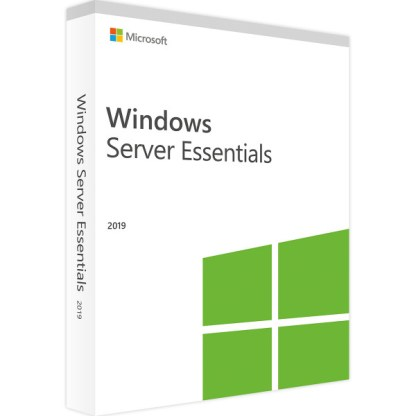 Microsoft Windows Server Essentials 2019