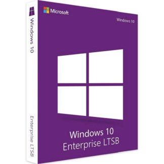 Windows 10 Enterprise LTSB-C 64 BIT