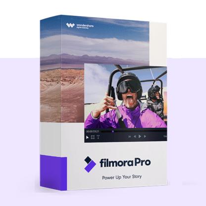 Wondershare Filmora Pro 2020