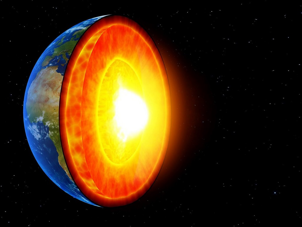 04. Earth's Core - Amazing Scientific Facts about Space