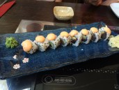 Spicy Ginger Tuna Roll