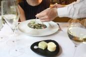 Irish Oyster/ Black Sesame/ Strawberry/ Cucumber