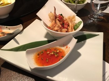 Crispy Squid with Chilli and Sea Salt