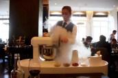 Nitro-churned Ice Cream