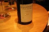 Chambertin Clos de Beze Burguet 2011