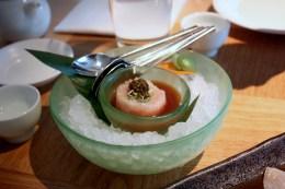 Toro tartar with caviar