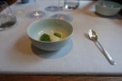 Cucumber Pre-dessert