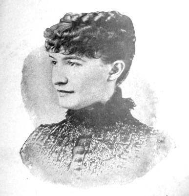 Mary Noailles Murfree, via wiki