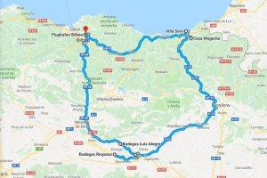 BrunosChoice 2019 - Genussreise La Rioja und San Sebastian @ La Rioja, Spain