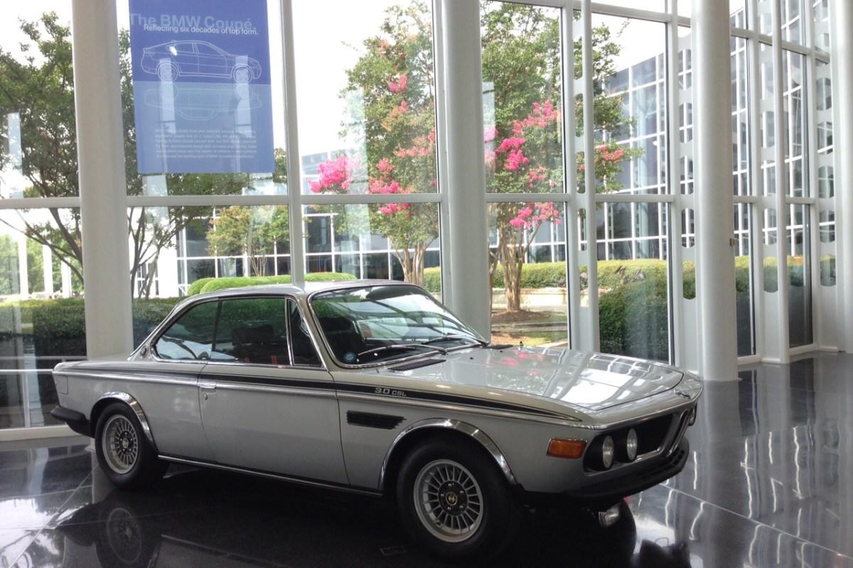 BMW Spartanburg
