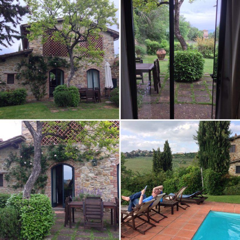 Villa Pecille- La Rota Genussgeeks