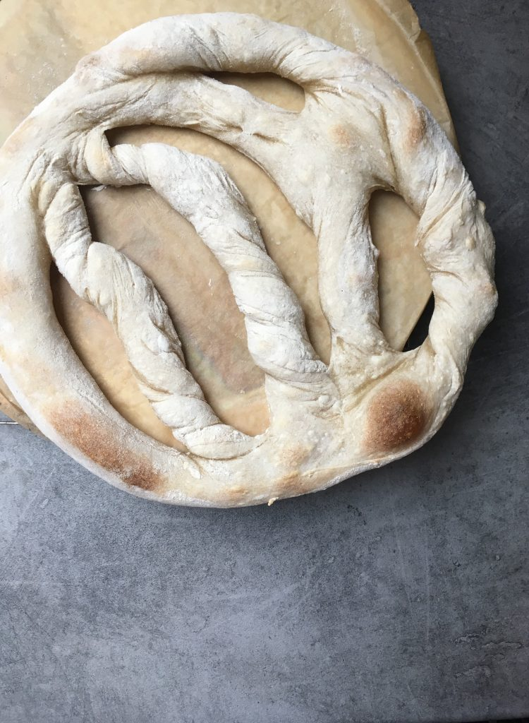 Fougasse backen - genussgeeks
