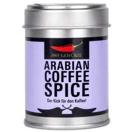 genusswerk 1001 Gewürze arabian coffee spice