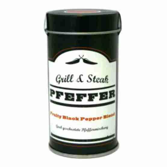 Genusswerk 1001 Gewürze Pfeffer black pepper