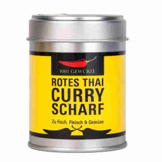 Genusswerk 1001 Gewürze Rotes thai curry