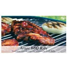 Genusswerk Feuer & Gals Texas BBQ Ribs