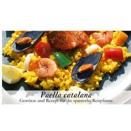 Genusswerk Feuer & Glas Paella Catalana