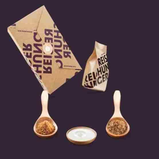 Genusswerk Reishunger Milchreisbox