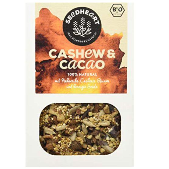 Genusswerk Seedheart Cashew & Cacao