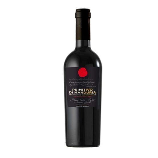 Genusswerk Wein Primitivo di Manduria Carlo Scala