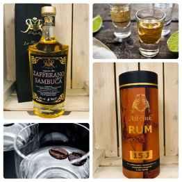 Rum, Grappa & Tequilla