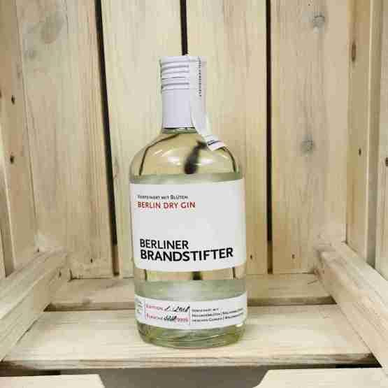 Genusserk Berliner Brandstiftre Dry Gin 0,35l