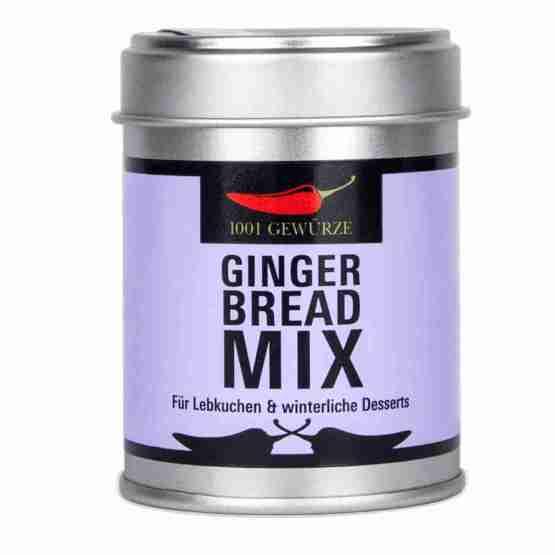 Genusswerk 1001 Gewürze Ginger Braed Mix
