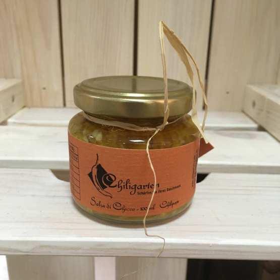 genusswerk Chilipaste Salsa di chicco 100