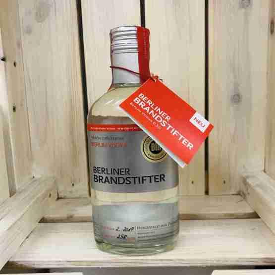 Genusswerk Berliner Brandstifter Vodka 0,35l