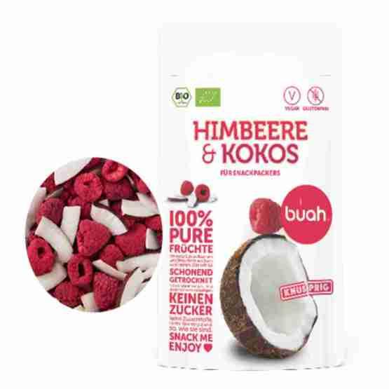 Genusswerk Buah Himbeer & Kokos