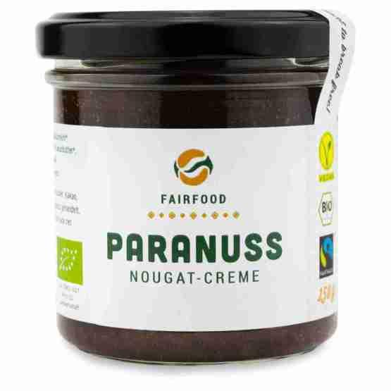 Genusswerk Paranuss Nougat Creme Fairfood