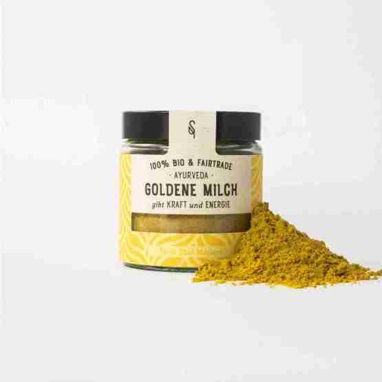 Genusswerk Soul-Spice goldene Milch