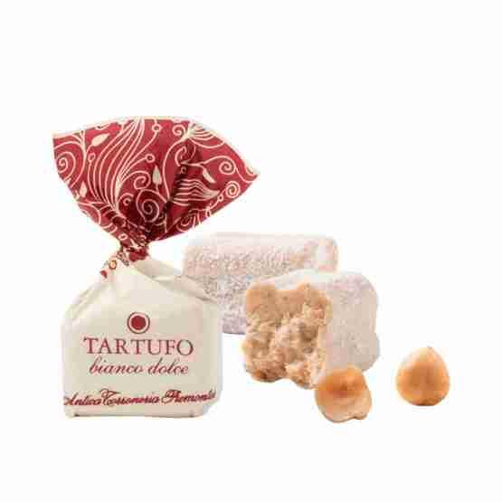 Genusswerk Trüffel Tartufo dolce bianco