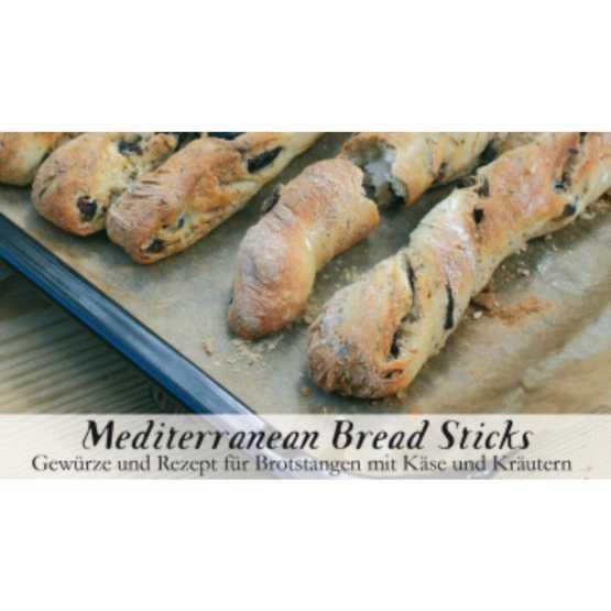 Genusswerk Mediterane Brotsticks