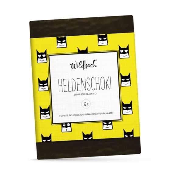 Genusswerk Wildbach scchokolade helden