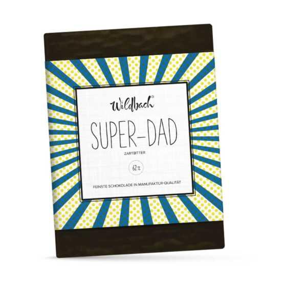 genusswerk wildbach schokolade super dad