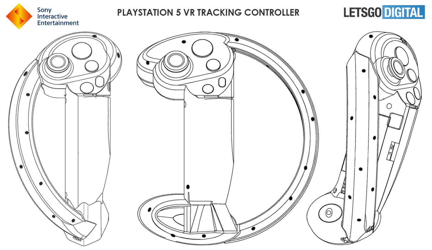 The patent reveals possible new motion control for the new