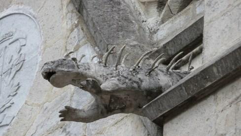 Iguana gargolye