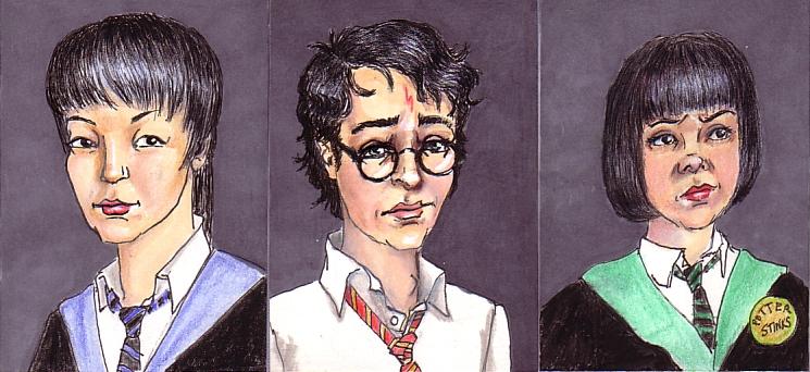Harry Potter Swap II