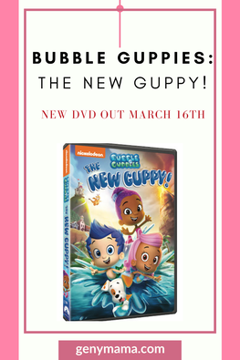 New Bubble Guppies : bubble, guppies, Bubble, Guppies:, Guppy!, Nickelodeon, March