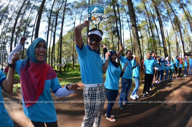 GATHERING OUTBOUND PT. JAVA SEAFOOD INDONESIA