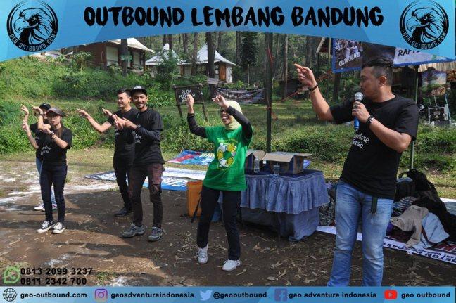 GATHERING OUTBOUND PT. JAVA INDO PRINT