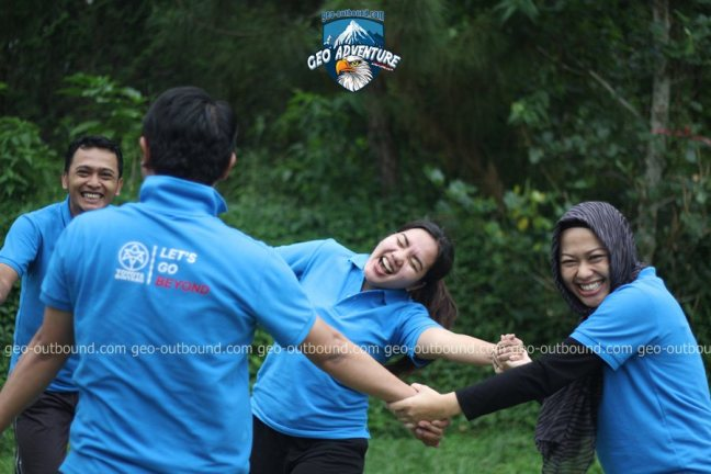 OUTBOUND GATHERING LEMBANG TOYOTA BINTARO