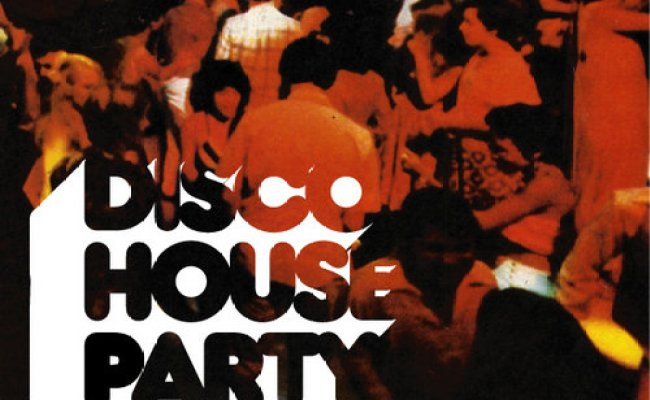 Various Artists Disco House Party Compiled By Joey Negro