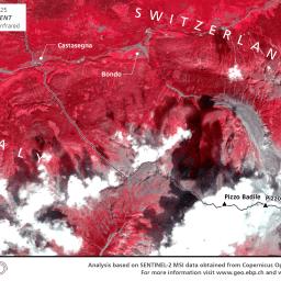 Satellitendaten für zeitnahe Informationen im Katastrophenfall