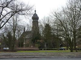 Kirche in DuisburgRahm MGRS 32ULB4591  Geograph