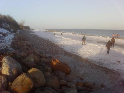 Strand bei Pottloch MGRS 32UNF6366  Geograph Deutschland
