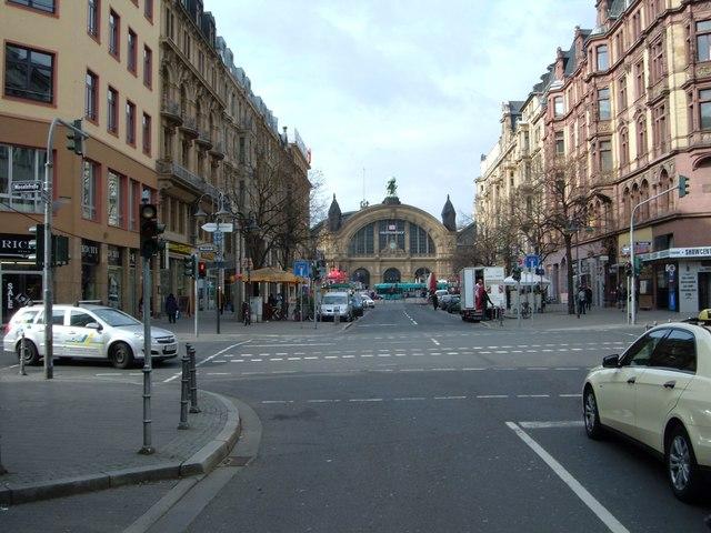 Frankfurt am Main Kaiserstrae Frankfurt am Main