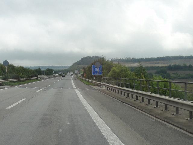 Grenzbergang LuxemburgDeutschland LuxemburgGerman Border MGRS 32ULA2012  Geograph