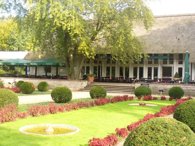 Englischer Garten Teehaus MGRS 33UUU8719 Geograph Deutschland